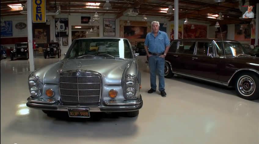 Jay Leno's Garage: 1972 Mercedes-Benz 300 SEL 6.3