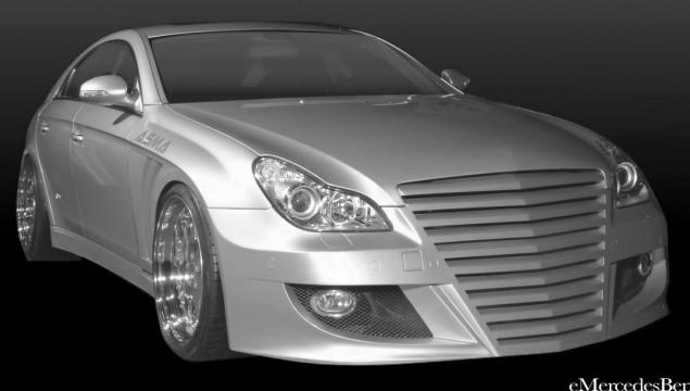 ASMA-DESIGN CLS SHARK II Reggie Bush Car