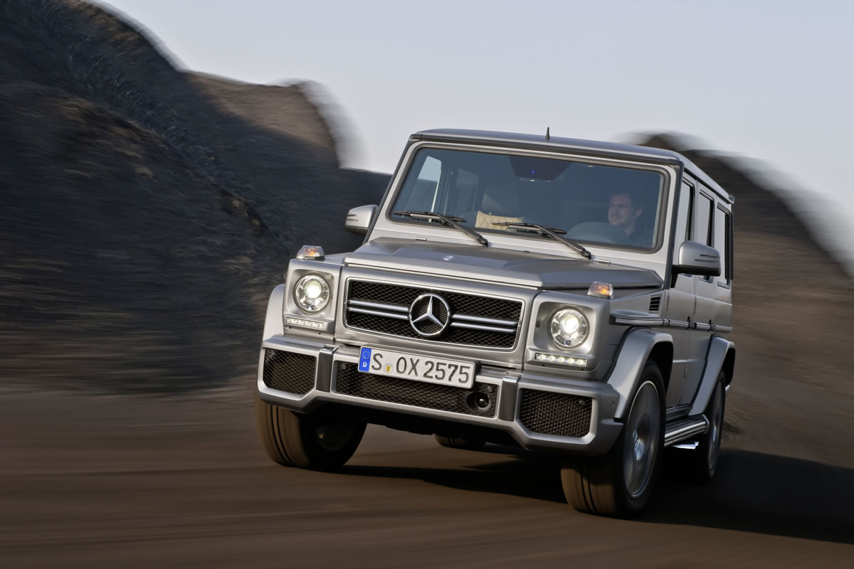 2013 Mercedes-Benz G-Class Pricing Announced