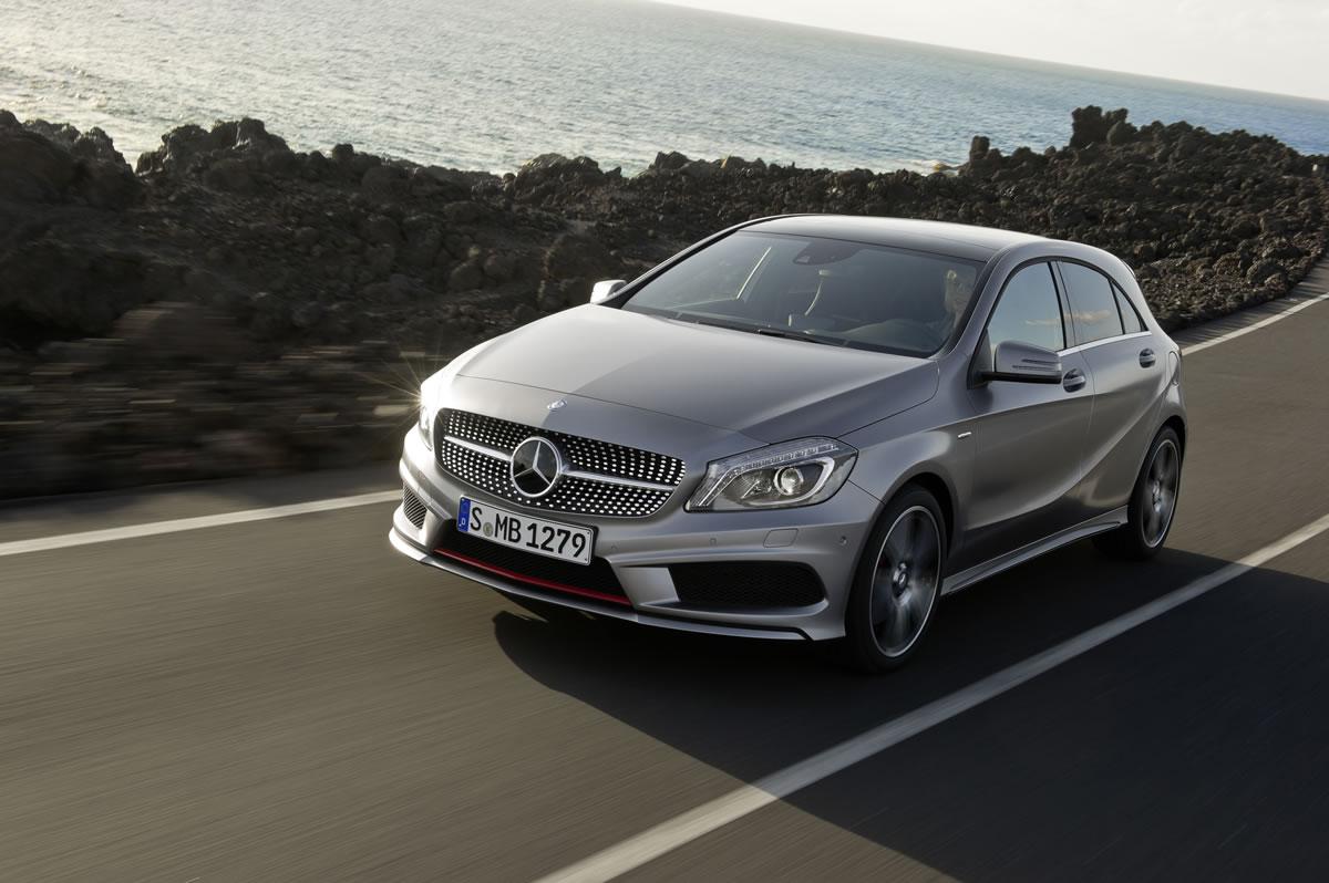 Mercedes-Benz A-Class, A 250 Sport, exterior