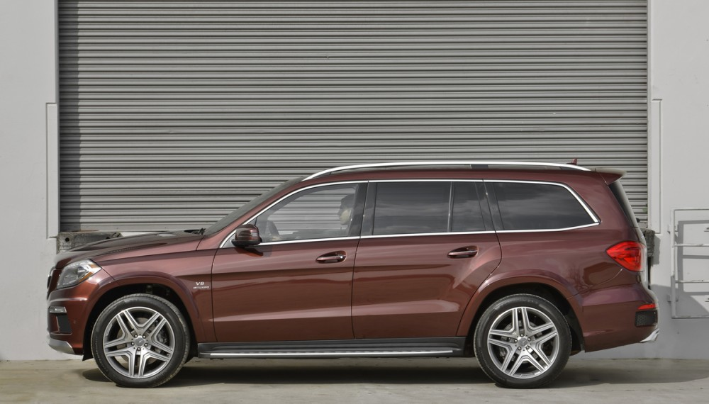 Mercedes SUVs Least Likely of All SUVs to be Recovered