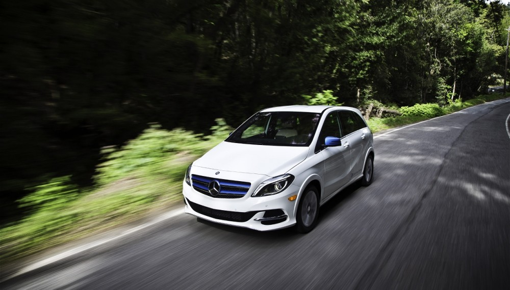 2014 Mercedes-Benz B-Class Electric Drive Review