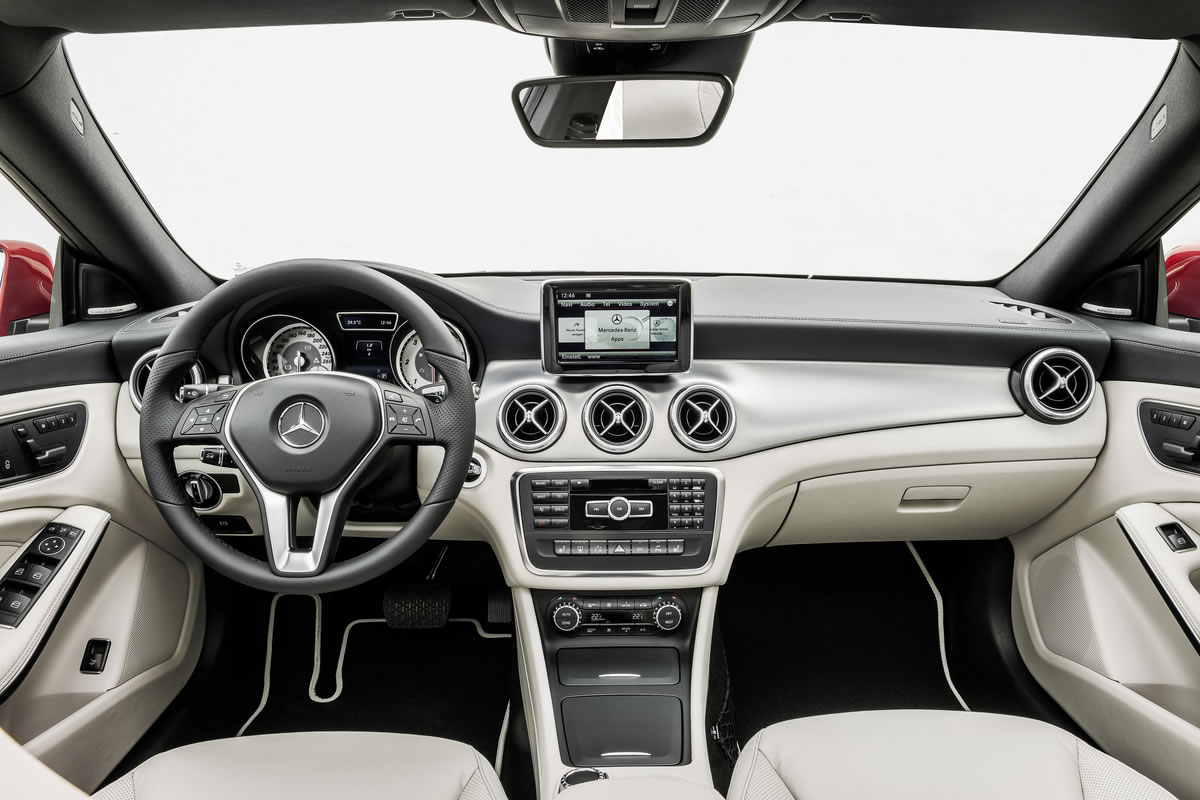 Video of the All New 2014 Mercedes-Benz CLA-Class