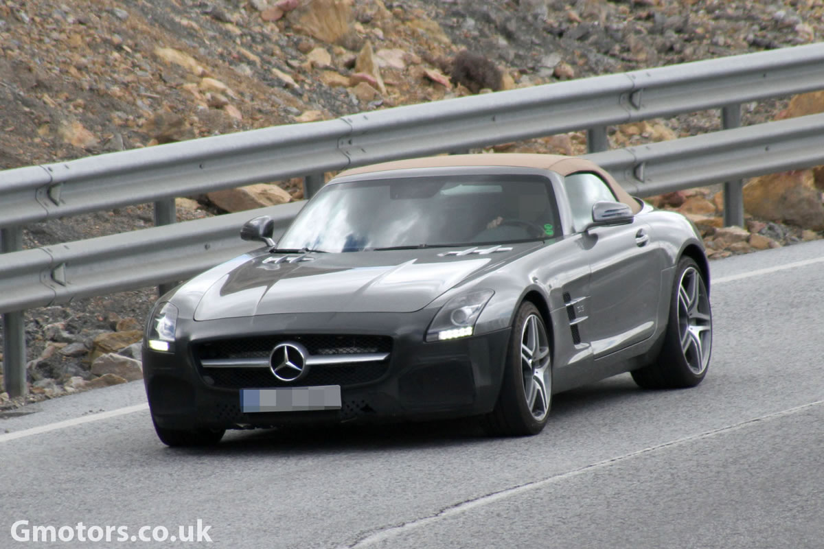2014 SLS AMG GT Coupe