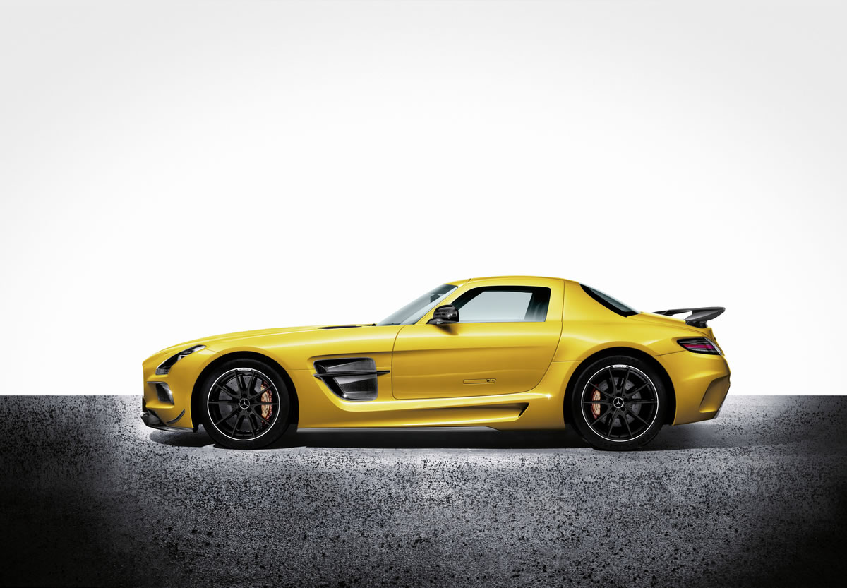 Mercedes Sls Amg Black Series Coupe Pricing Announced Emercedesbenz