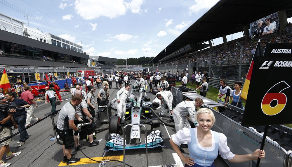 Another Win For Rosberg - 2014 Austrian Grand Prix