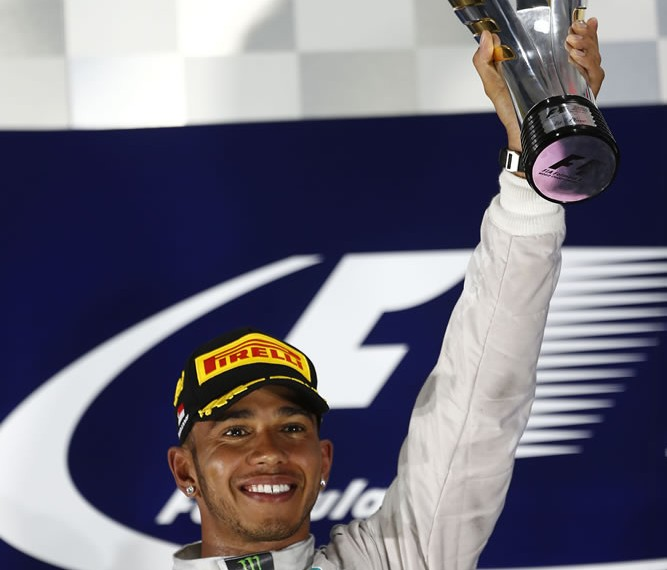 Impressive Victory for Mercedes AMG Petronas in Singapore