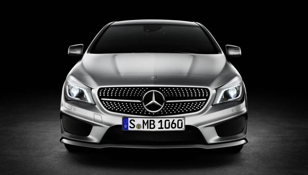 2014 Mercedes CLA Design Features Discussed - Video