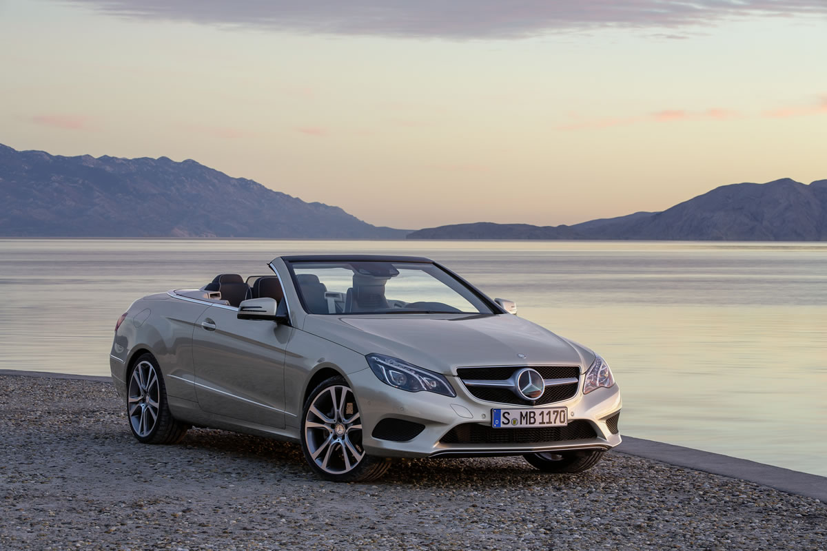 2014 Mercedes-Benz E-Class Coupe and Cabriolet - Part I