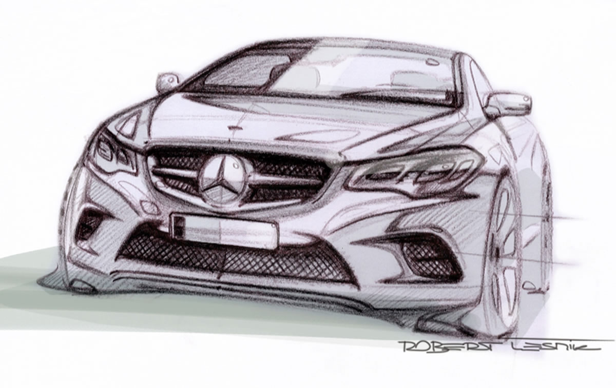 2014 Mercedes-Benz E-Class Coupe and Cabriolet