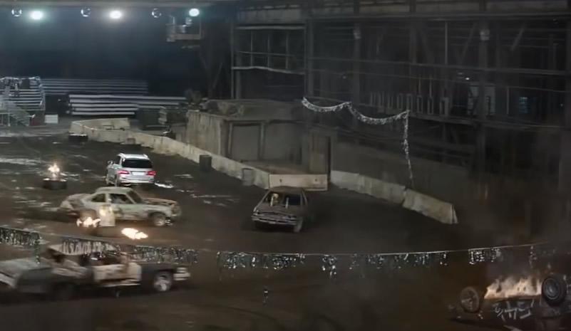 2014 Mercedes-Benz M-Class Derby