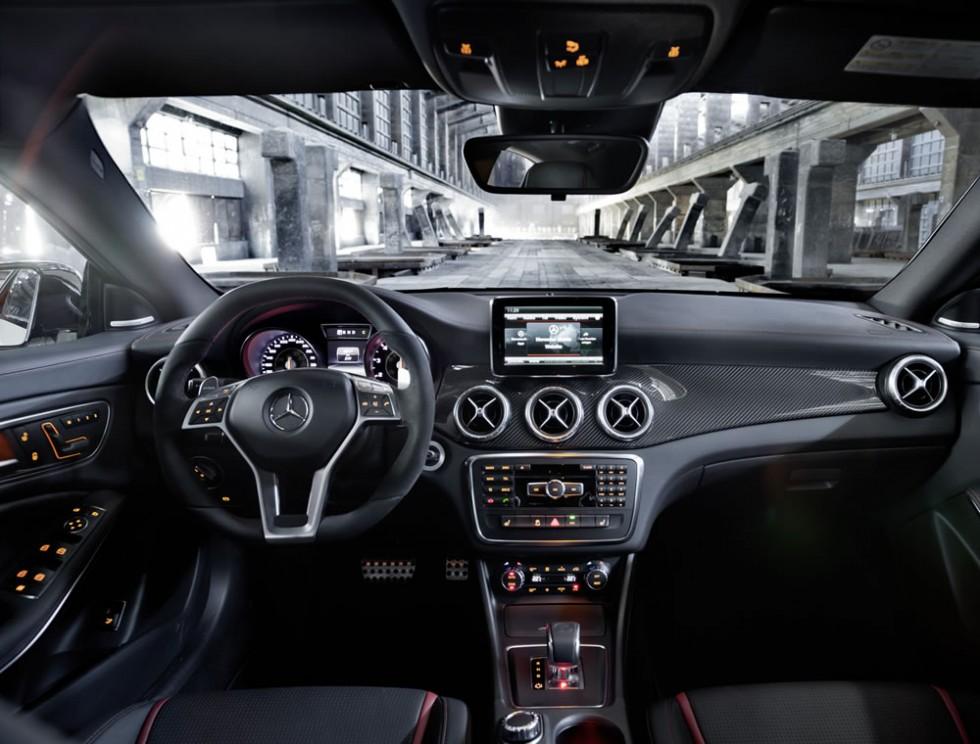 2014 Mercedes CLA45 AMG