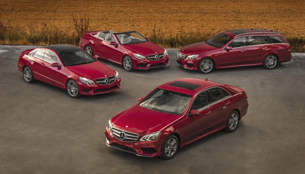 2014 Mercedes-Benz E-Class Group