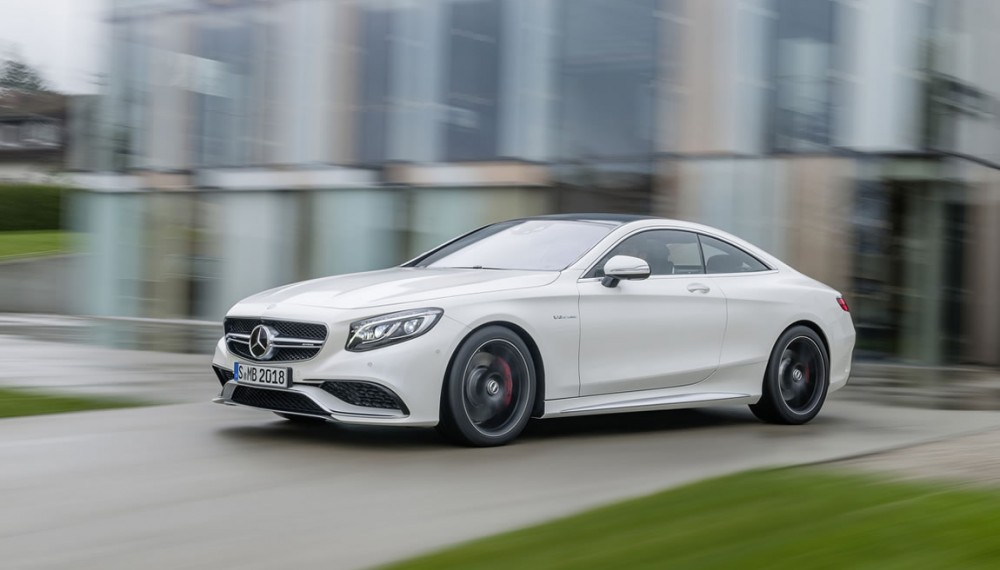 2015 Mercedes S63 AMG Coupe