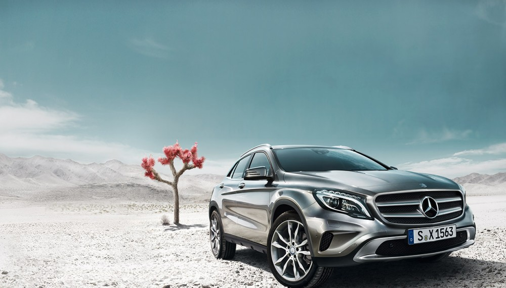 The 2015 Mercedes GLA Vs. Its Competition