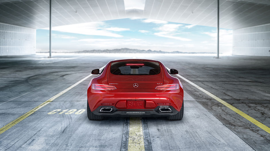 2016 AMG GT S Coupe