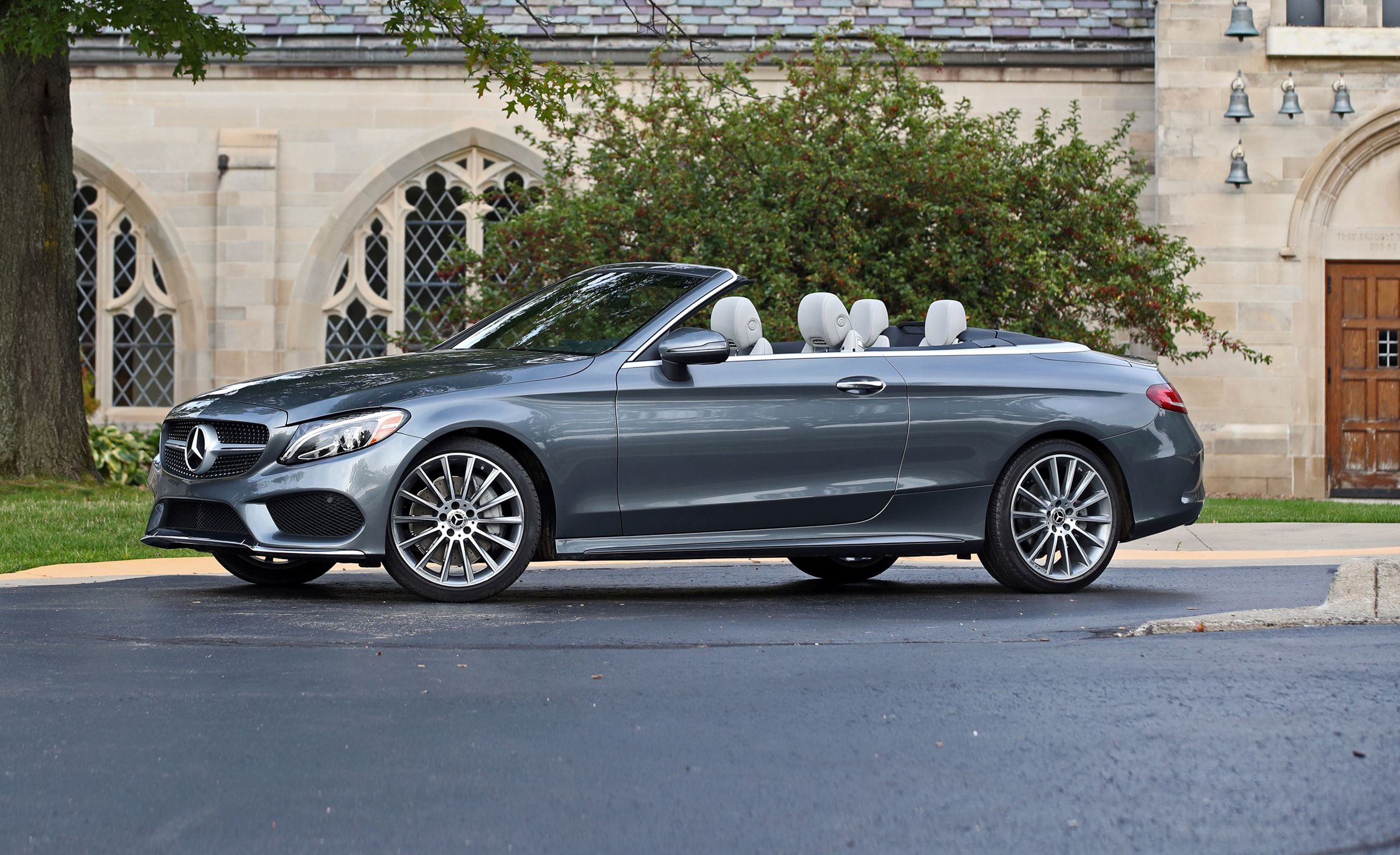 2018 Mercedes-Benz C-class Coupe and Cabriolet | eMercedesBenz