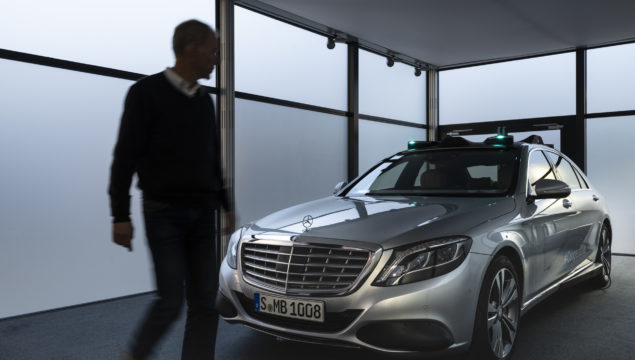 The Future of Driving Begins with Trust