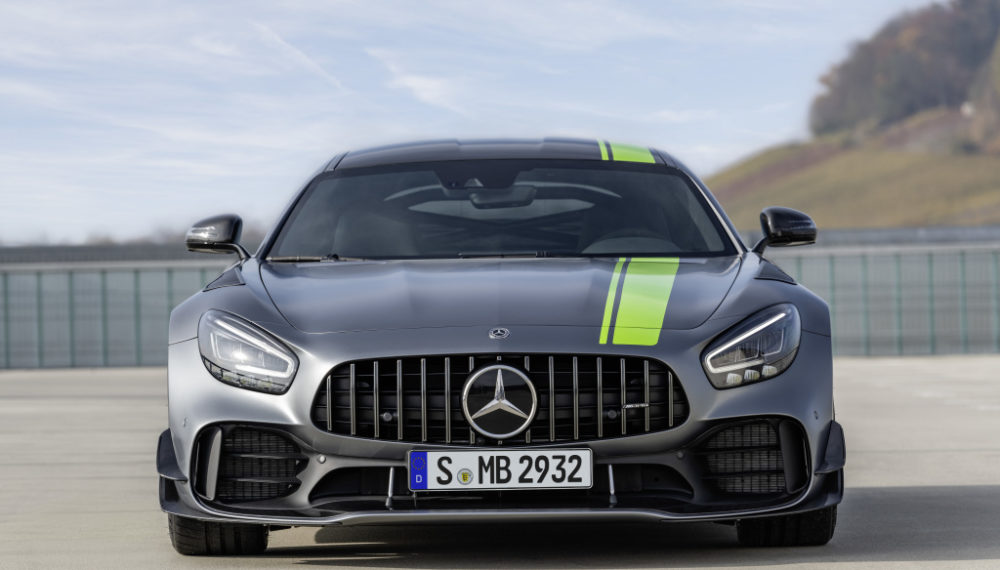 Limited Edition AMG GT R PRO Photo Gallery