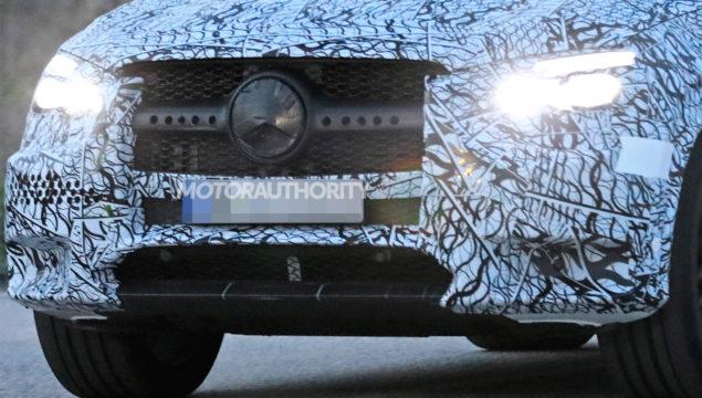 2021 Mercedes-AMG GLE Coupe Spy Photos