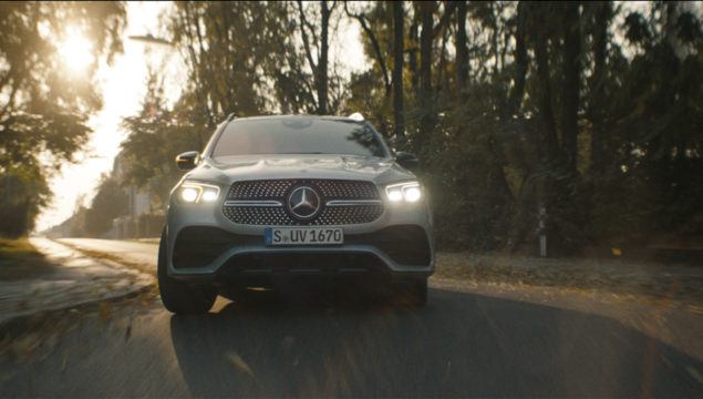 Must See New Ad Campaign for the Mercedes-Benz GLE