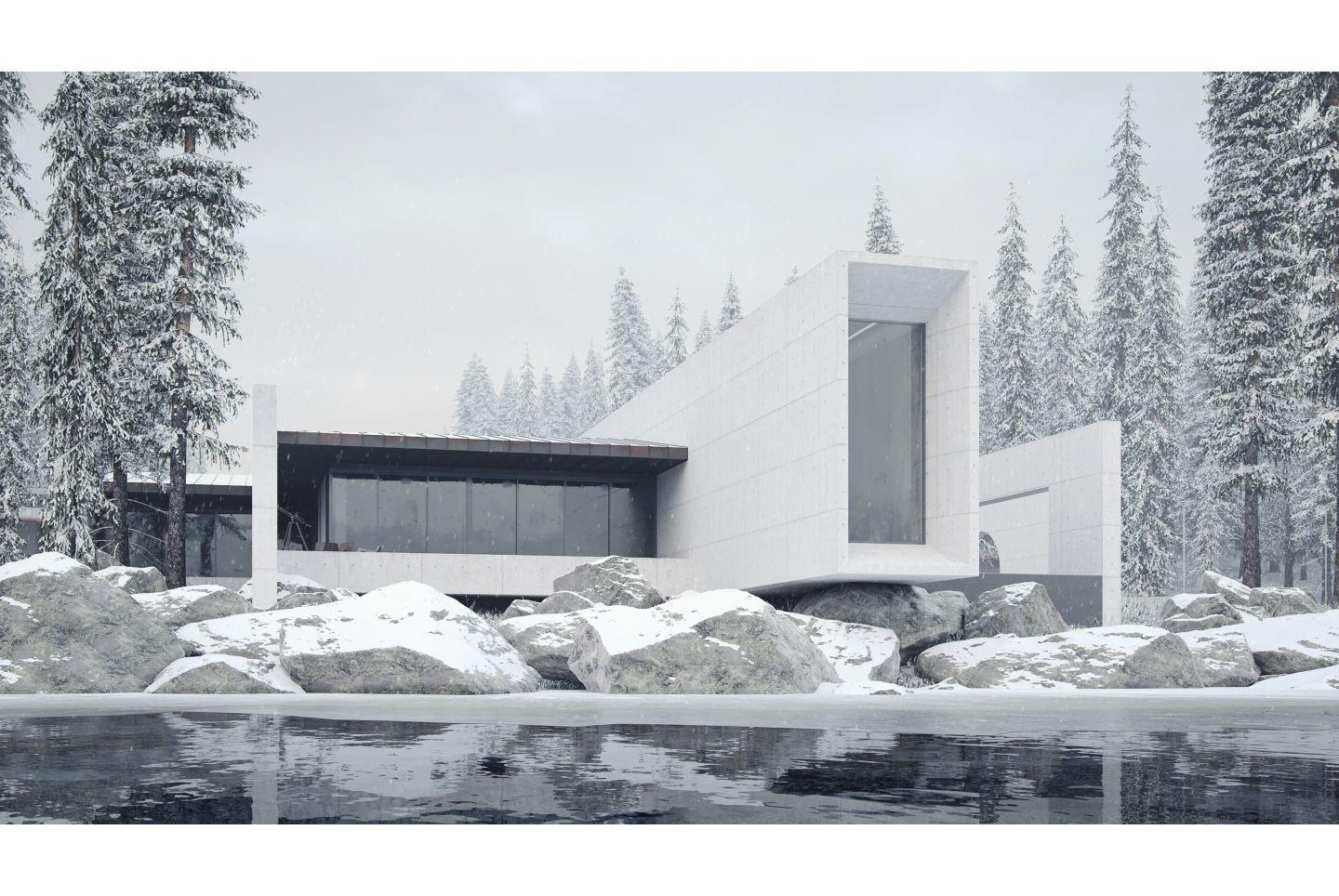 Sergey Makhno Architects Father's House