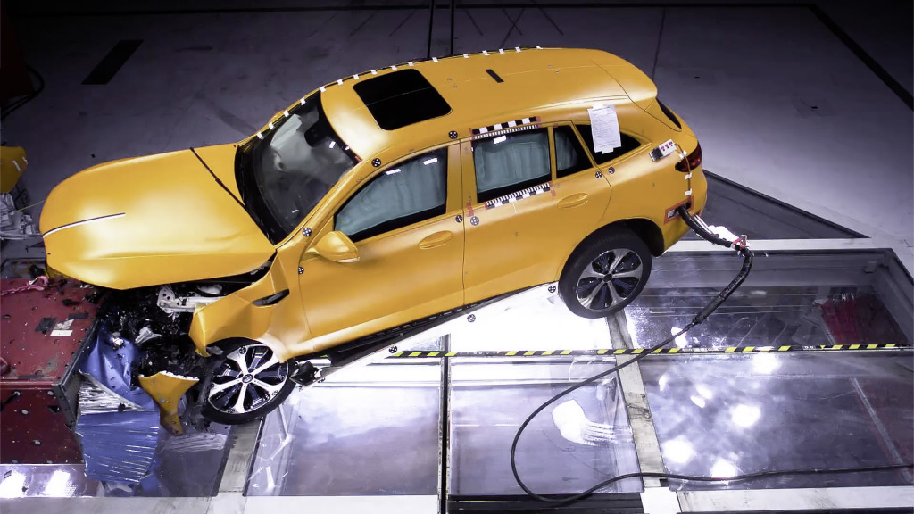 Safety is at the Forefront of the New Mercedes-Benz EQC