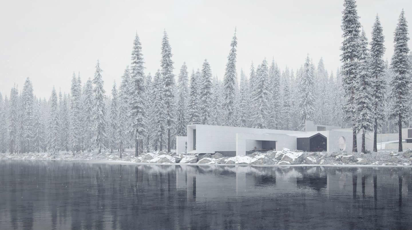 Sergey Makhno Architects Fathers House