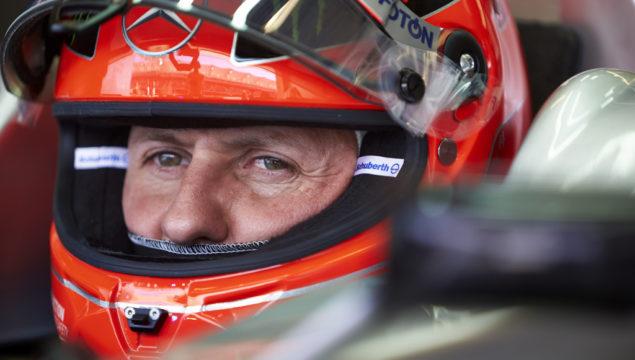 2012 European Grand Prix Michael Schumacher