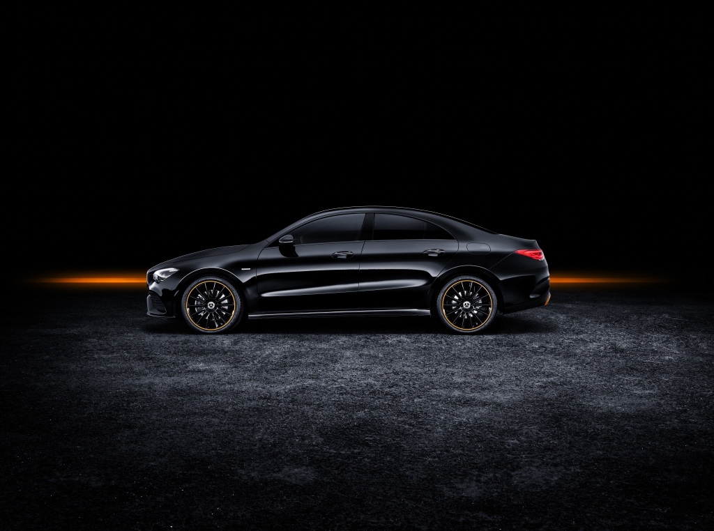 All New Mercedes-Benz CLA Coupé - Photo Gallery and Full Details