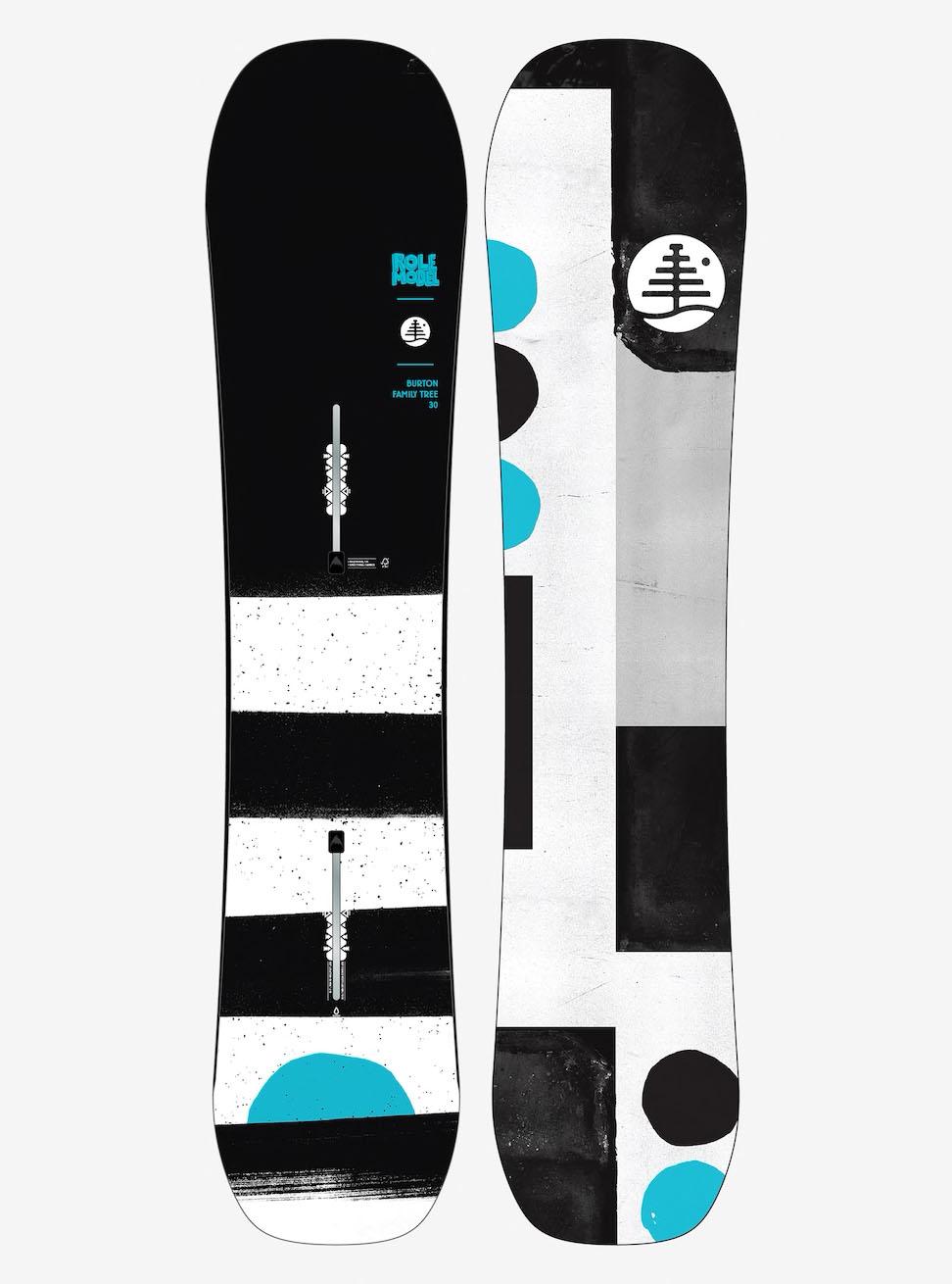 2019 Burton Family Tree Role Model Snowboard