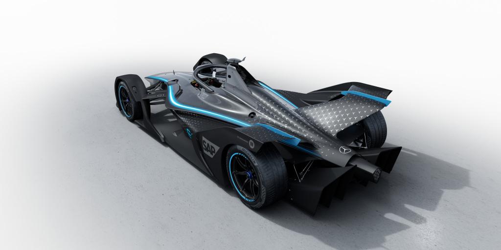 Mercedes-Benz EQ Formula E Team