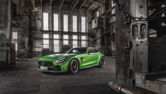Photo Gallery and Highlights of the Mercedes-AMG GT Model Series