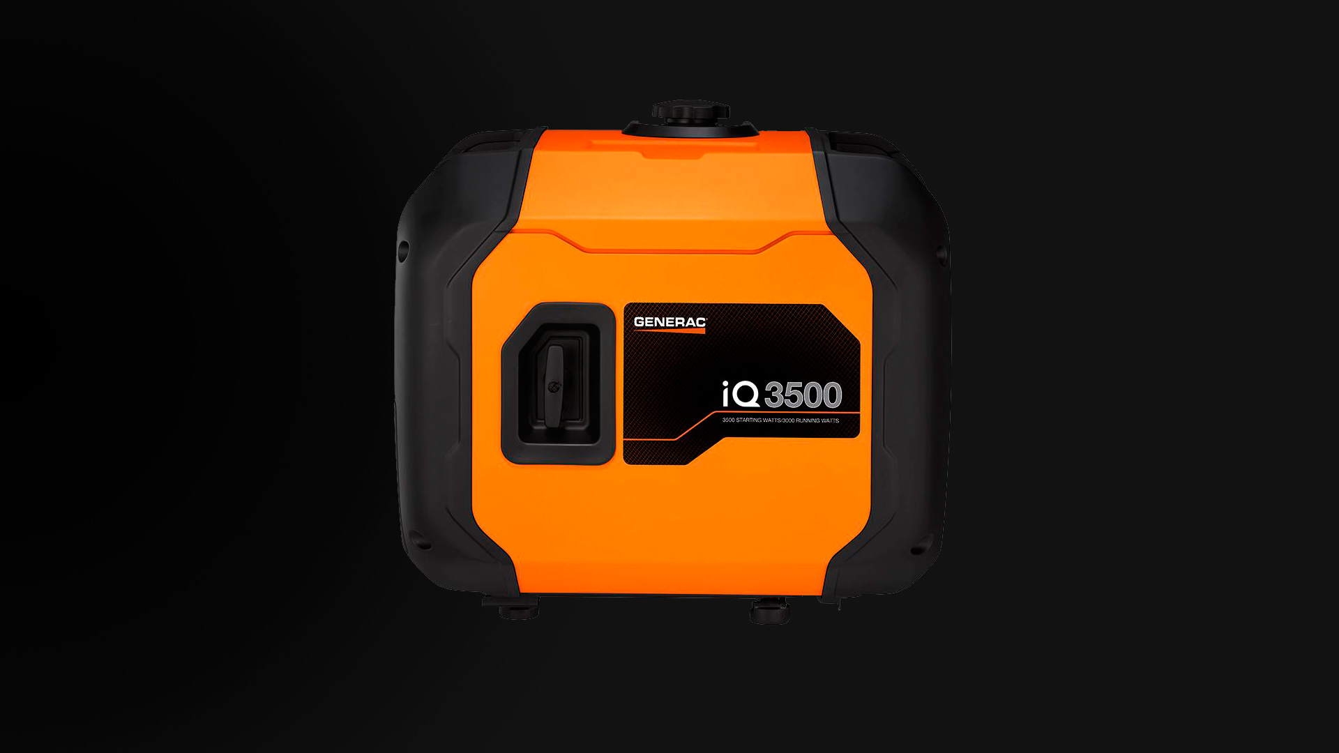 Generac iQ3500 Generator Side