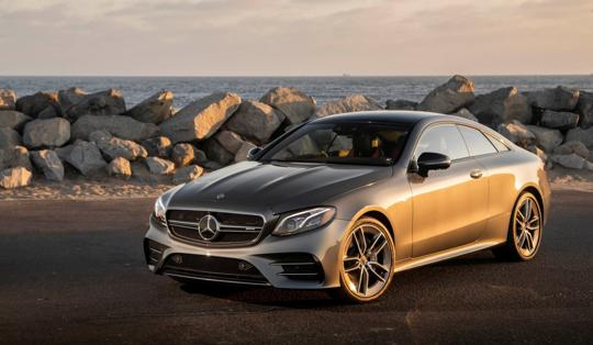 2019 Mercedes-Benz AMG E53 coupe