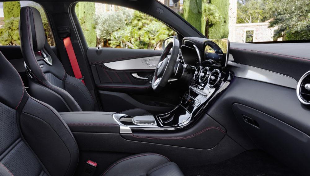The new Mercedes-AMG GLC 43 4MATIC