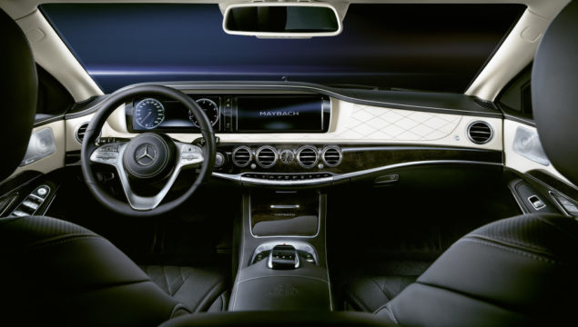 Mercedes-Benz Guard - Special Protection Models Meet Luxury