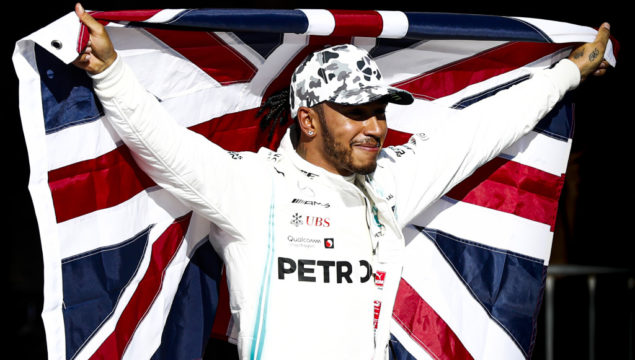 Lewis Hamilton Secures Sixth F1 World Championship