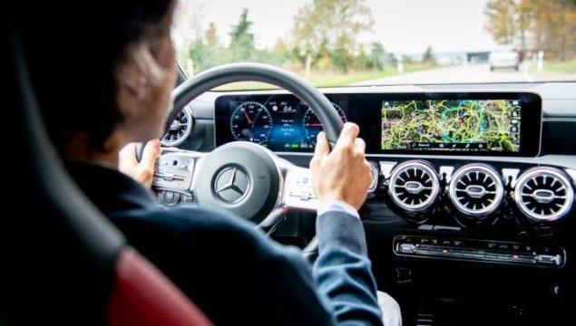 2021 Mercedes-Benz GLA Interior