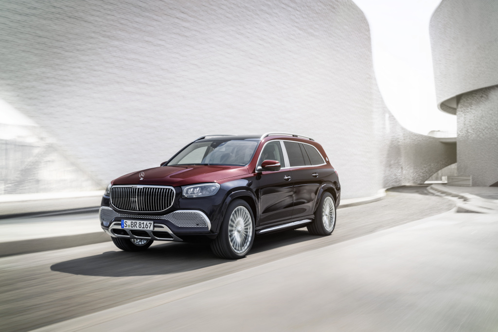 he Mercedes-Maybach brand represents 'Ultimate Luxury' in its most contemporary, purest form
