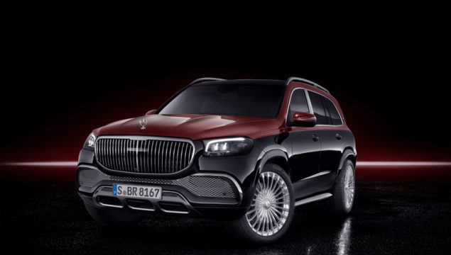 Mercedes-Maybach GLS - Luxury in its Purest Form