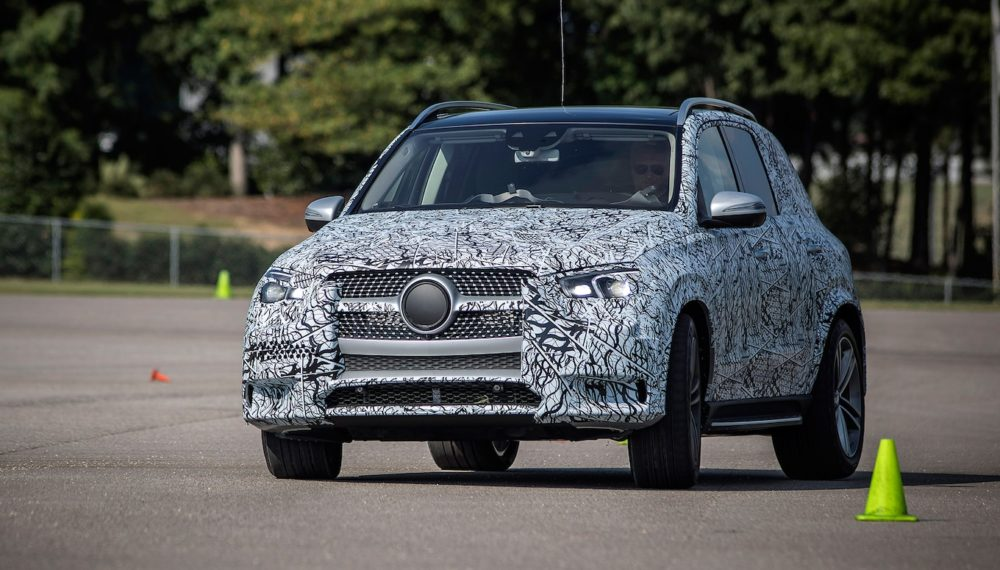 2020 Mercedes-Benz GLE450 Prototype