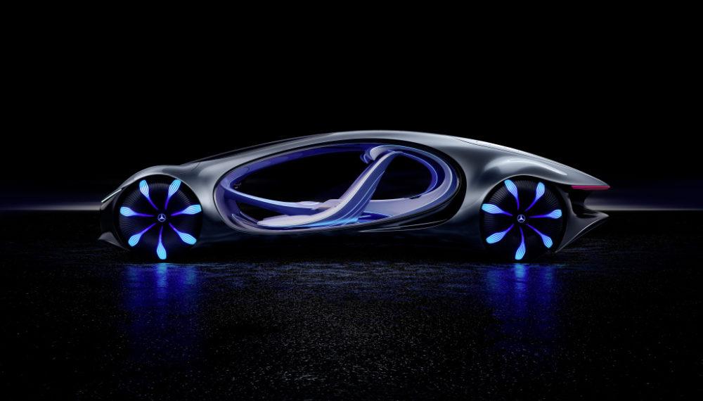 Mercedes-Benz at 2020 CES