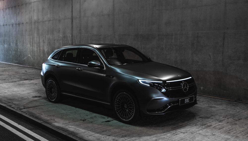 Mercedes-Benz EQC 400 4MATIC - Gallery