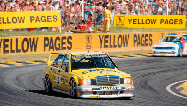 Mercedes-Benz Motorsport History - Gallery