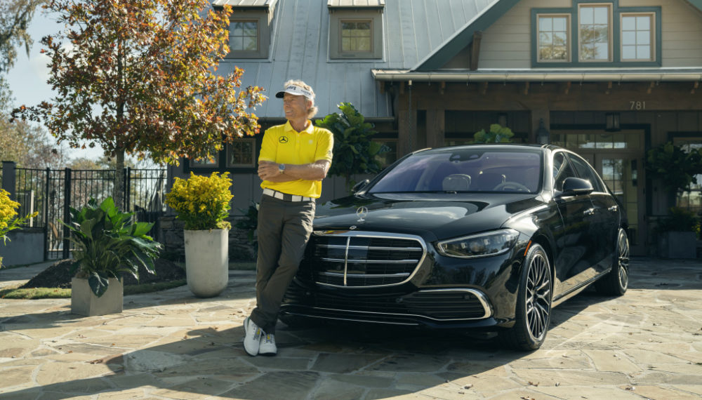 Mercedes-Benz at the 2020 Masters Tournament