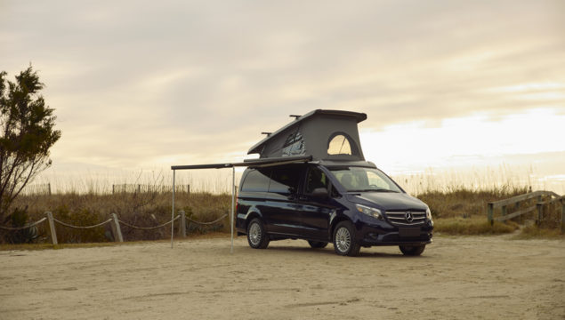 2021 Mercedes-Benz Metris Weekender Offers You a Chance To Escape It All