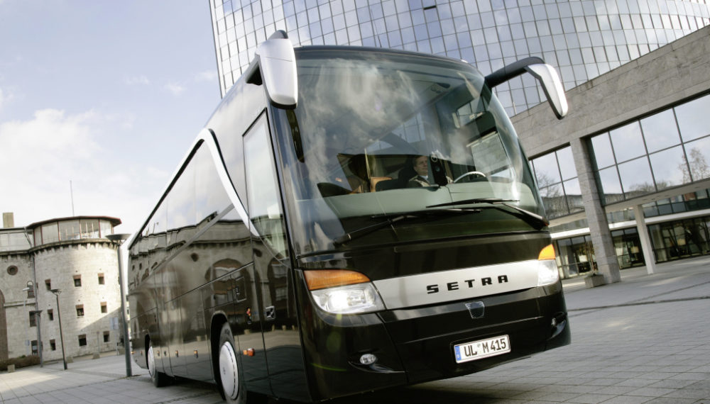 70 years of the Mercedes-Benz Setra