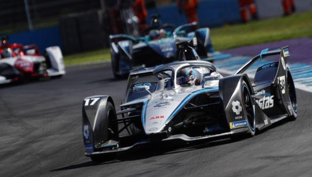 Formula E - Mercedes-Benz EQ Formula E Team, Puebla E-Prix 2021.Nyck de Vries