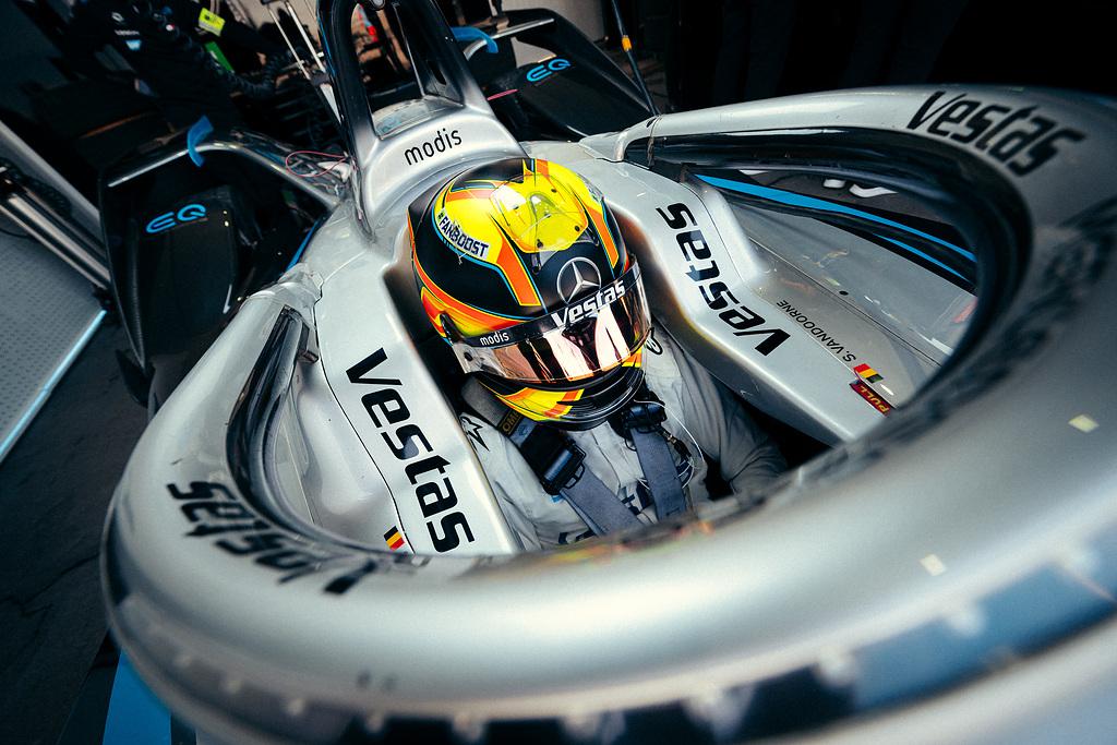 Formula E - Mercedes-Benz EQ Formula E Team,  Stoffel Vandoorne